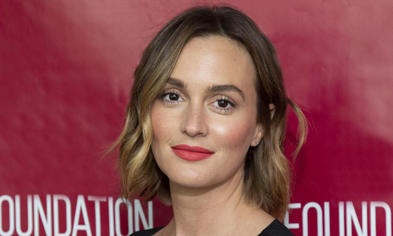 ¿Se ha inspirado Leighton Meester en Blair Waldorf para su nuevo look?