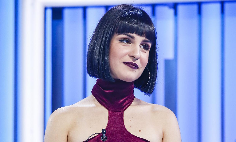 Natalia Lacunza (OT) causa furor con su cambio de look radical
