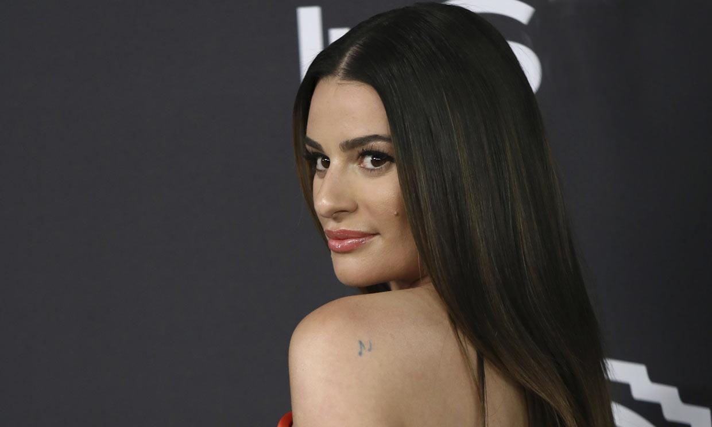 Lea Michele y su melena 'Golden glow': ¿está anticipando una de las tendencias del otoño?