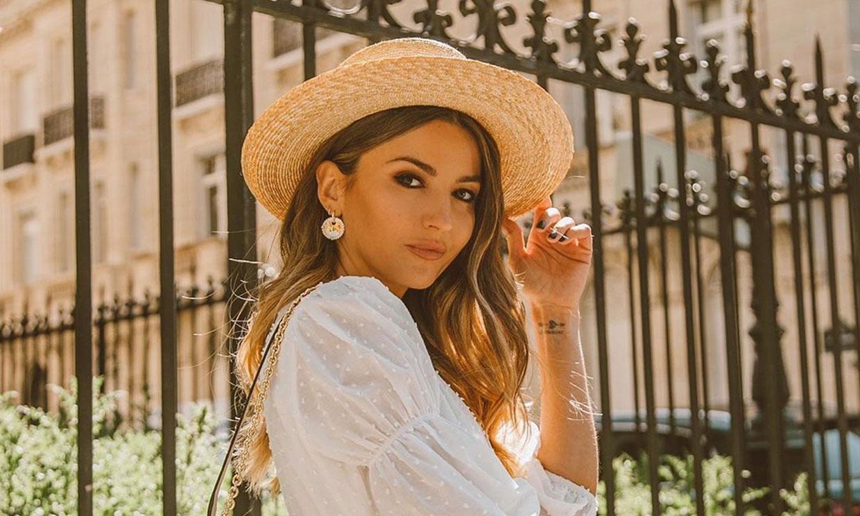 Alexandra Pereira cambia de look tras su luna de miel