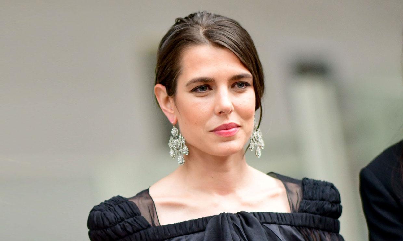 El cambio de look de Carlota Casiraghi, ¿un guiño a su adolescencia?