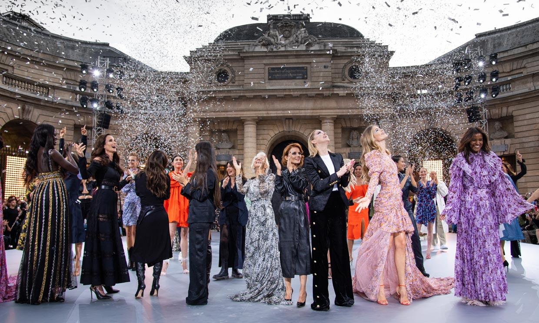 'Le Défilé', una fiesta por la belleza y la diversidad en plena pasarela parisina