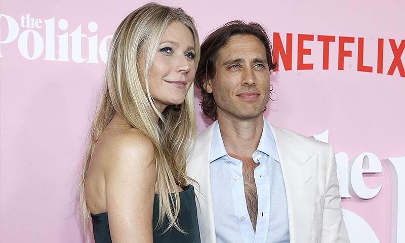 Brad Falchuk, el marido de Gwyneth Paltrow, habla de las adorables imperfecciones de la actriz