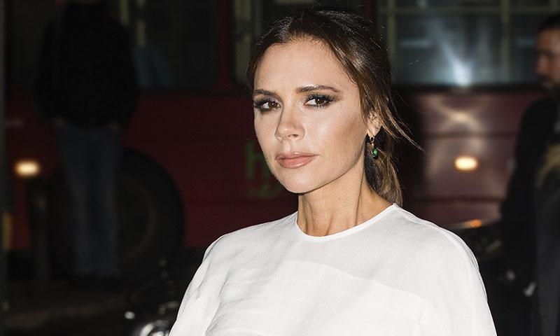 Victoria Beckham revoluciona las redes con su posado 'Posh Spice'
