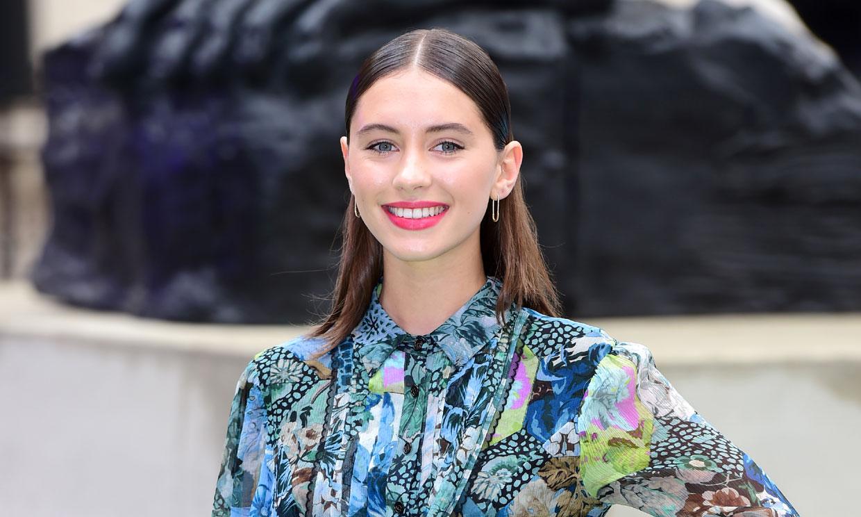 Iris, hija de Jude Law, habla de su lucha contra el mismo problema que sufrió Kendall Jenner