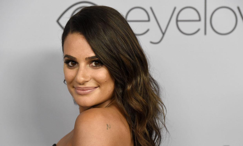 Lea Michele apuesta por el corte de pelo que más rejuvenece