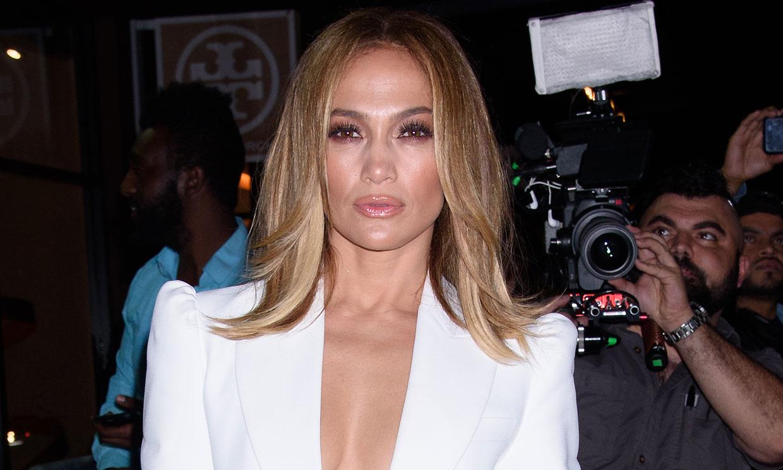 El nuevo peinado con el que Jennifer Lopez consigue el 'bob' más favorecedor