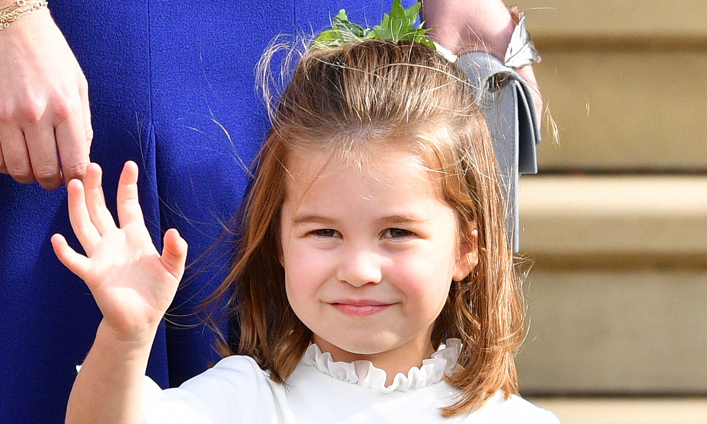 El peinado que une a Charlotte de Cambridge con la princesa Leonor y la infanta Sofía