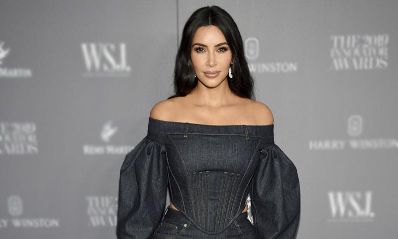 Kim Kardashian, muy implicada con su promesa de perder 8 kilos antes de los 40