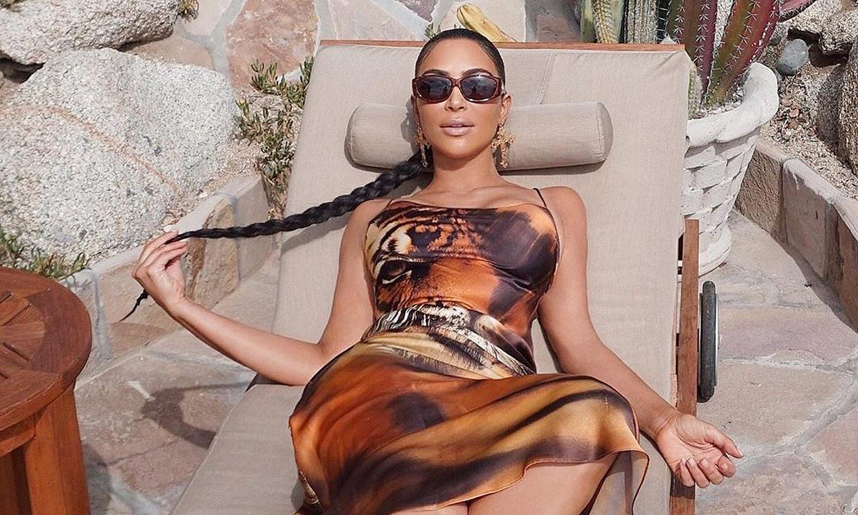 Kim Kardashian ya ha incumplido su primer propósito del año