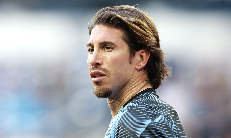 ¡Vaya pelazo! El look con el que comparan a Sergio Ramos con Tom Cruise