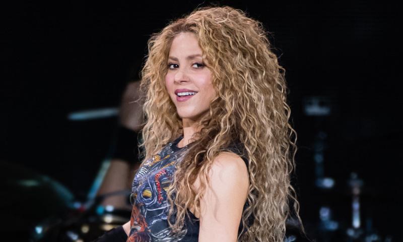 El 'selfie' de Shakira con el que adelanta el fin de los filtros