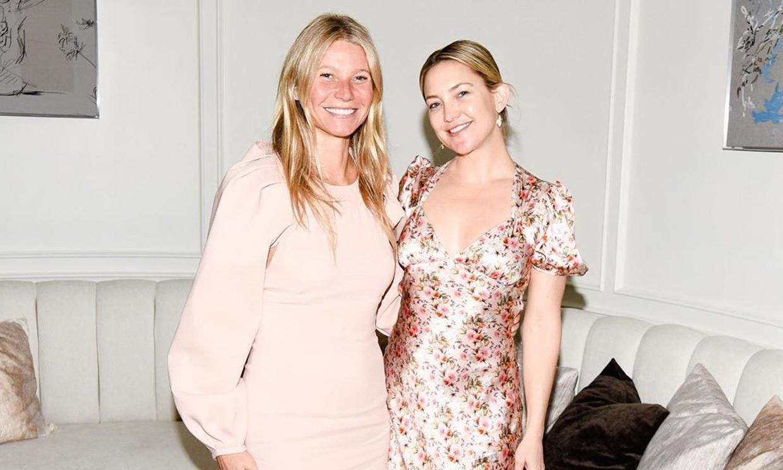 La fiesta 'sin maquillaje' de Gwyneth Paltrow y sus amigas