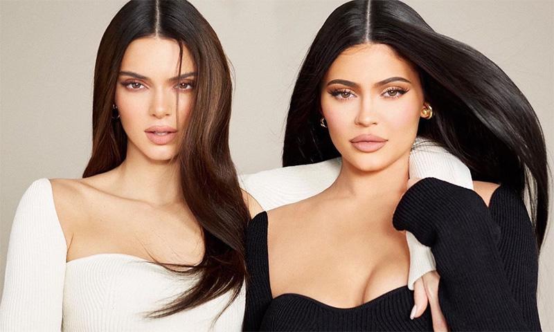 Kylie y Kendall Jenner se unen para que te maquilles por una buena causa