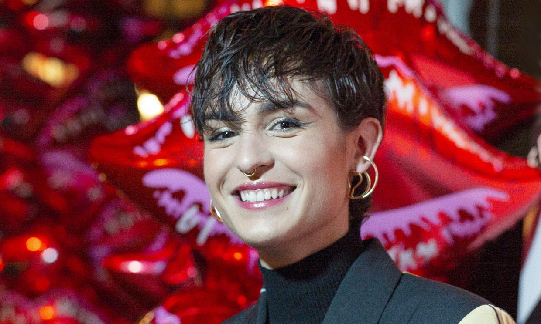 El nuevo look de Natalia Lacunza, ¿inspirado en Aitana?