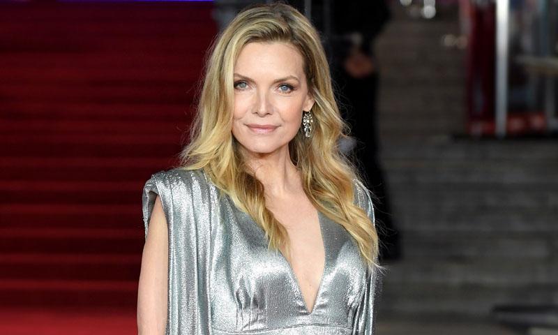 ¿Es Michelle Pfeiffer la reina indiscutible de los 'selfies' sin maquillaje?