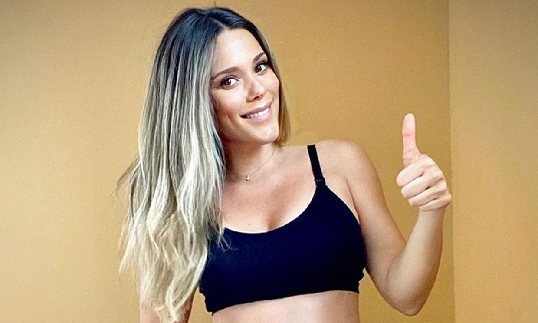 Lorena Gómez y su experiencia con los hipopresivos: 'Son los ejercicios más duros'