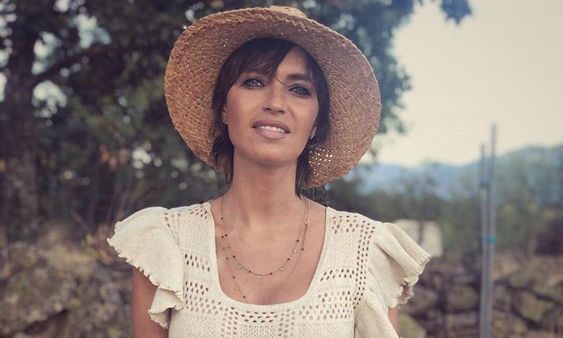 Sara Carbonero y las mechas 'babylights' más bonitas para pelo castaño oscuro