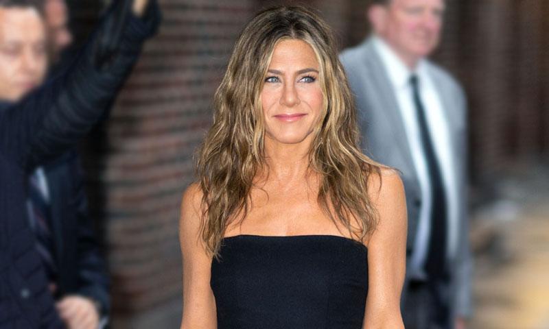 Jennifer Aniston anuncia un inesperado proyecto fuera de la interpretación