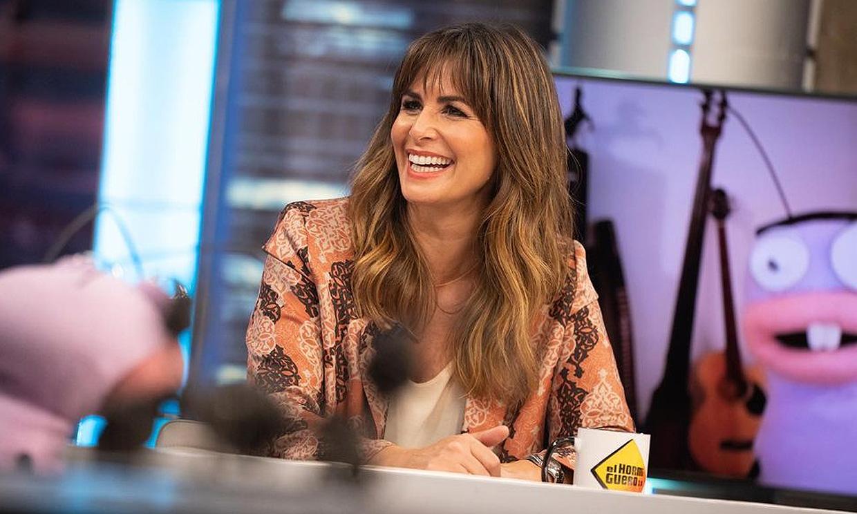Nuria Roca estrena su nuevo look en televisión: 'Aún me estoy acostumbrando'