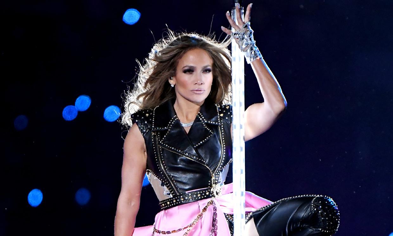 Sin maquillaje ni extensiones: Jennifer Lopez muestra la realidad de su actuación en la Super Bowl