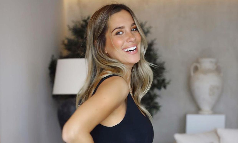 María Pombo vuelve a entrenar un mes y medio después de ser mamá... ¡y está estupenda!