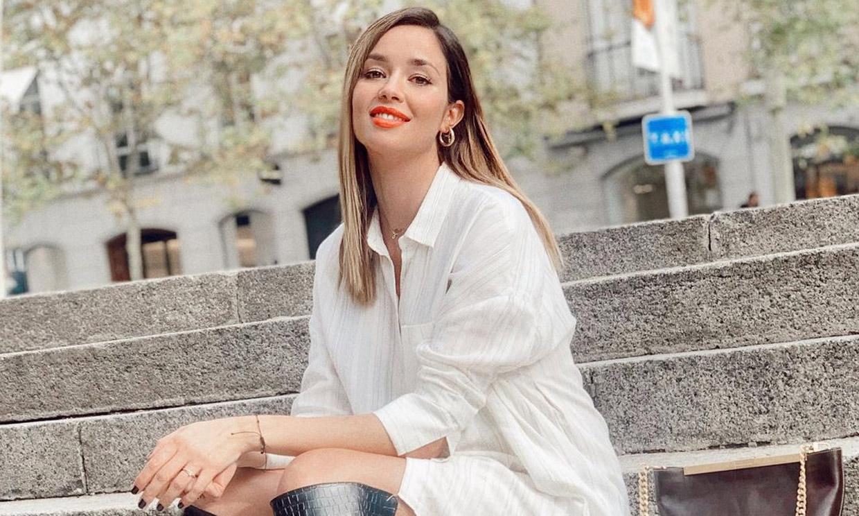 Dafne Fernández estrena las mechas perfectas para conseguir un castaño luminoso