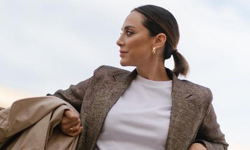 Inspírate en Tamara Falcó y sus peinados favoritos para pelo corto