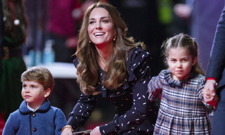 George, Charlotte o Louis: ¿a cuál de sus hijos se parecía más Kate Middleton de niña?
