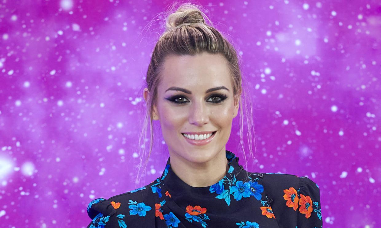 Edurne se atreve con la 'trenza Kardashian' que adoran las superestrellas
