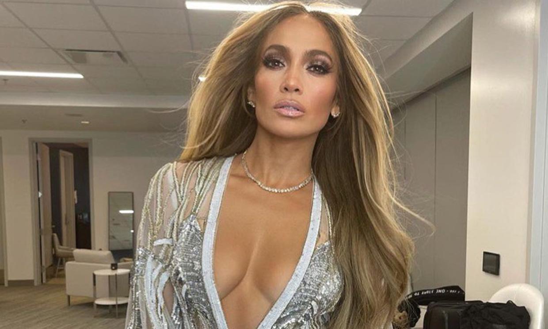 El mensaje de Jennifer Lopez a la persona que 'siempre me hace sentir bella'