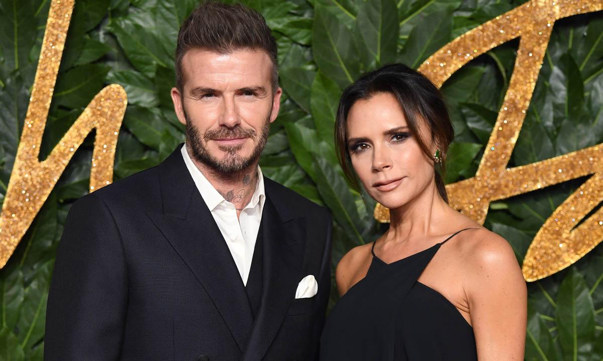Victoria y David Beckham, encantados con el impactante cambio de look de su hijo Romeo