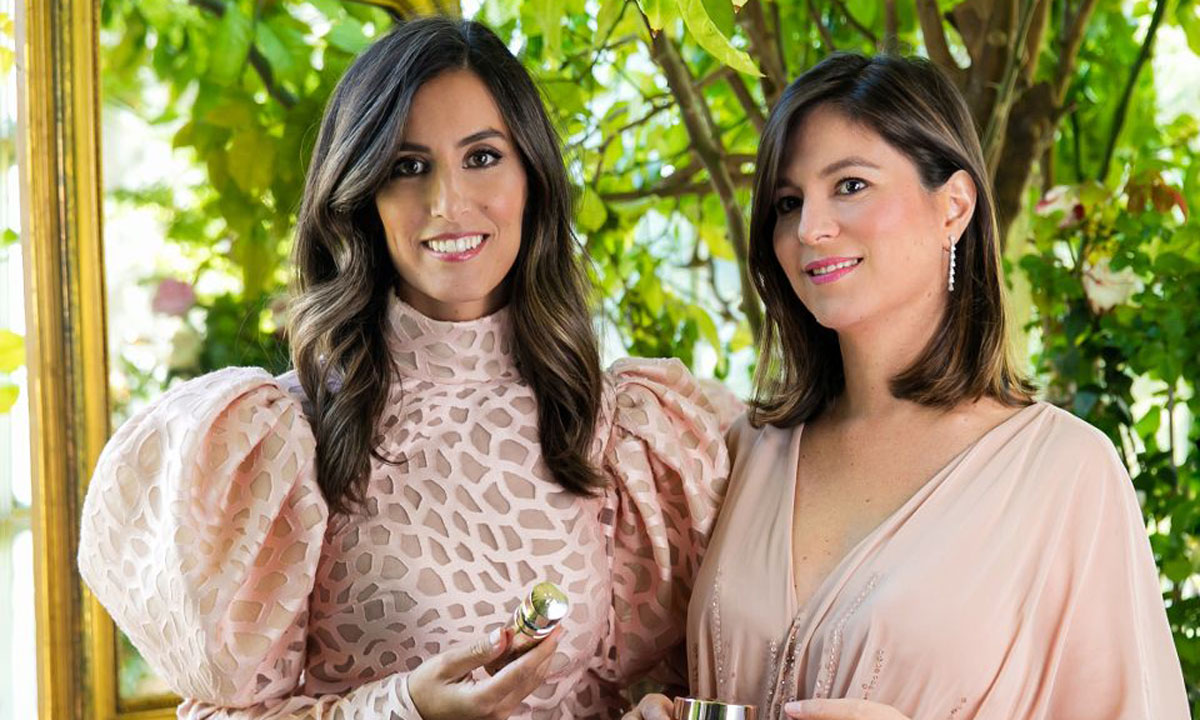 Ana Boyer y Chabeli Iglesias, unidas por su nuevo proyecto profesional