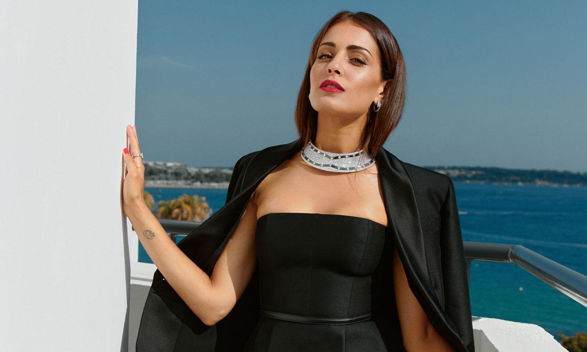 Así consiguió Hiba Abouk que su look se hiciera viral en Cannes
