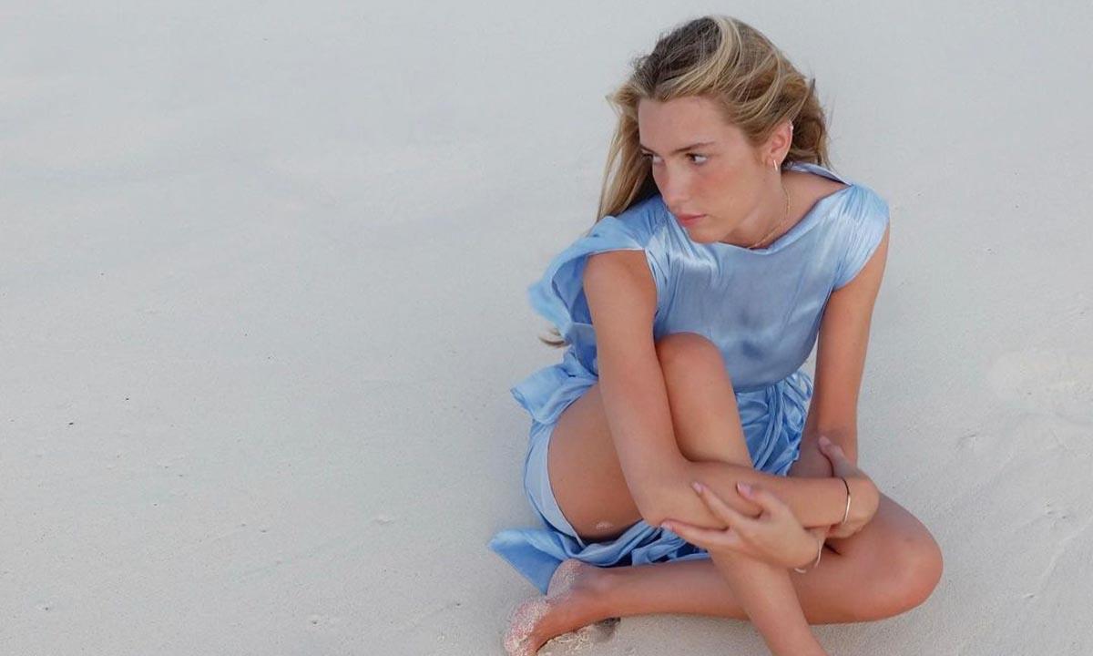 ¡Igual que su madre! Daniela Figo posa en bikini durante sus idílicas vacaciones en Córcega