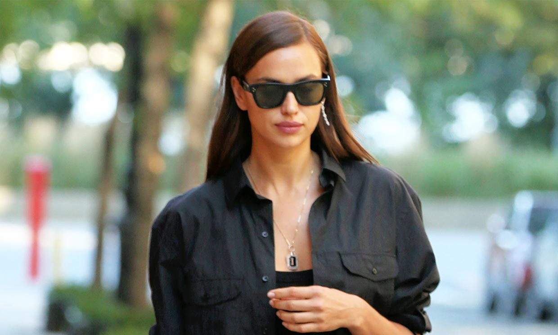El cambio de look de Irina Shayk que no era verdad