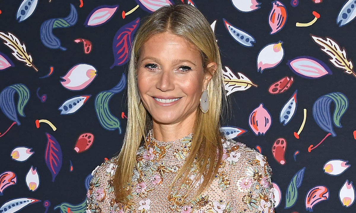 El truco de belleza que Gwyneth Paltrow mantiene desde los 20 años