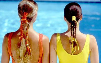 Cuida el cabello al sol