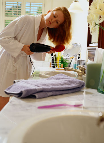 Los secretos del secador de pelo