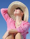 Disfruta del sol ¡con sentido común!