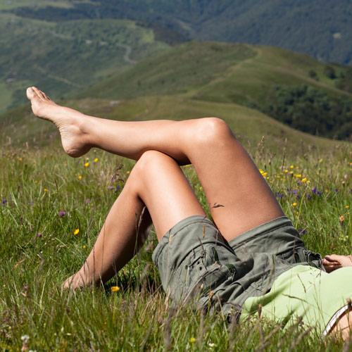 Este verano, ¡piernas en forma!