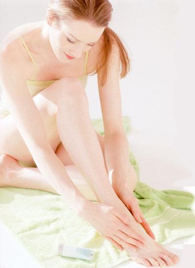 Belleza práctica: una mascarilla corporal ¡para presumir de piel suave!