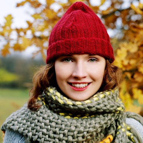 ¿Sabes cómo le afecta el frío a tu piel?