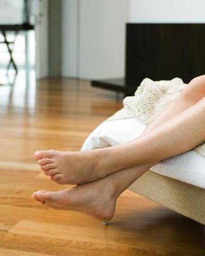 'Tips' para cuidar tus piernas en los meses de frío