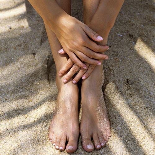 El verano, periodo especialmente complicado para tus pies