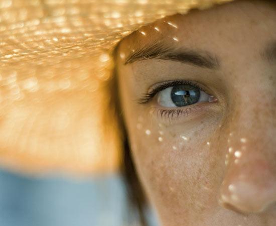 'Tips' de belleza: '¿Cómo saco partido a una piel con pecas?'
