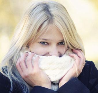 Llega el frío, llegan las rojeces a la piel, ¿cómo combatirlas?