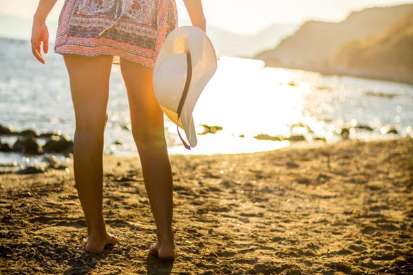 ¿Sufren tus piernas los efectos del calor?