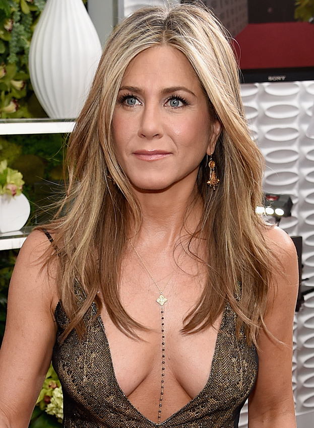Jennifer Aniston desnuda en una imagen filtrada de