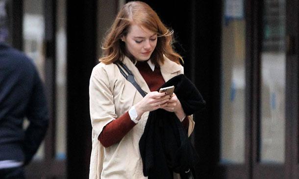 ¿Pueden los 'smartphones' causar arrugas?